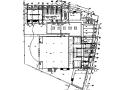 学校食堂给排水施工图(热水、消火栓)