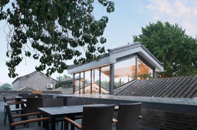 日本建筑师为北京四合院设计的胶囊酒店