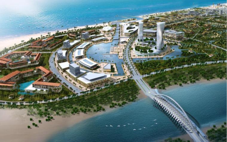 [北京]十里银滩滨水景观规划设计方案文本PDF(112页)
