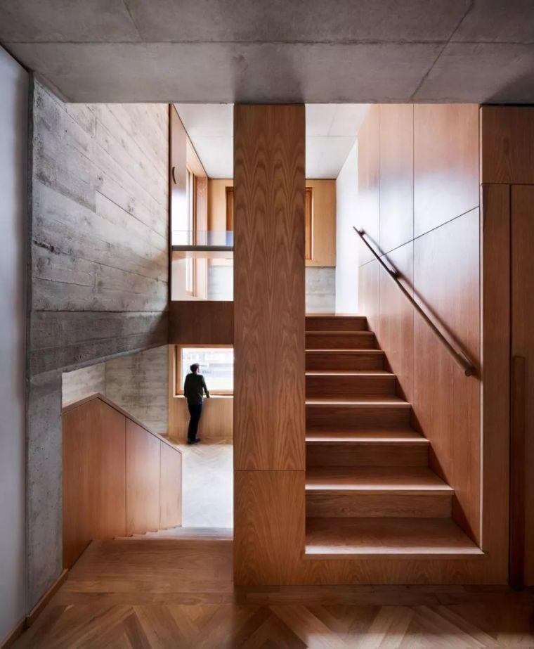 建筑师独立开发的公寓楼,真是好房子!_38