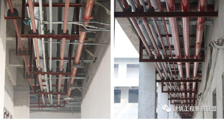 管线综合支吊架实施做法的案例分享