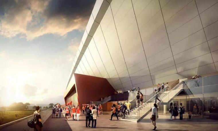 浦东足球场设计方案获批!计划2021年完工_6