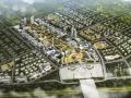 大庆西站站前地区城市设计