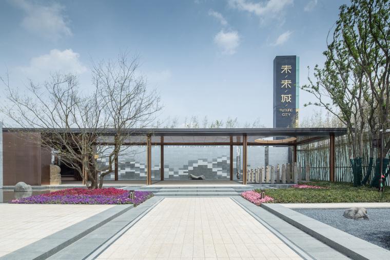 徐州万科未来城景观