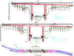 大桥钢构连续0#段施工方案