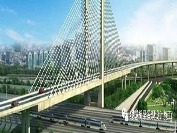 [中国桥谱]国内一些亮眼且非著名市政桥梁赏析