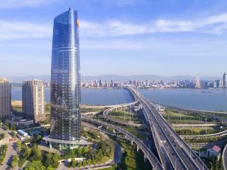 新力中心建筑