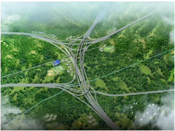 高速公路大型立交施工组织设计编制及施工方案编制