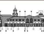 安宁温泉国际会议商业扩充建筑设计方案文本