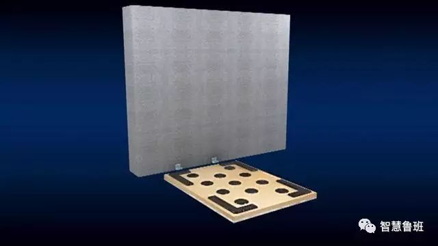 建筑外墙干挂石材不用龙骨,保温同步完成,石材厚度还能减半_10