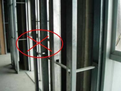 建筑装修工程隔墙工程质量通病及预防措施