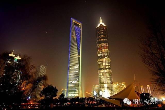 超高层赏析--上海环球金融中心钢结构施工技术_8