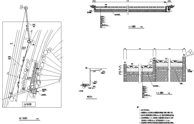 雨水花园设计详图