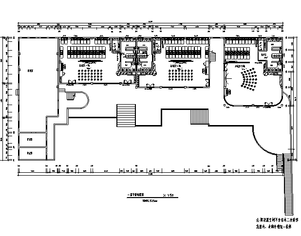2500平米三层独栋幼儿园