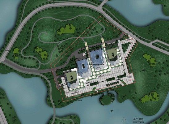 现代绿色办公建筑设计实践