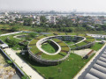 可在屋顶种植蔬菜的幼儿园