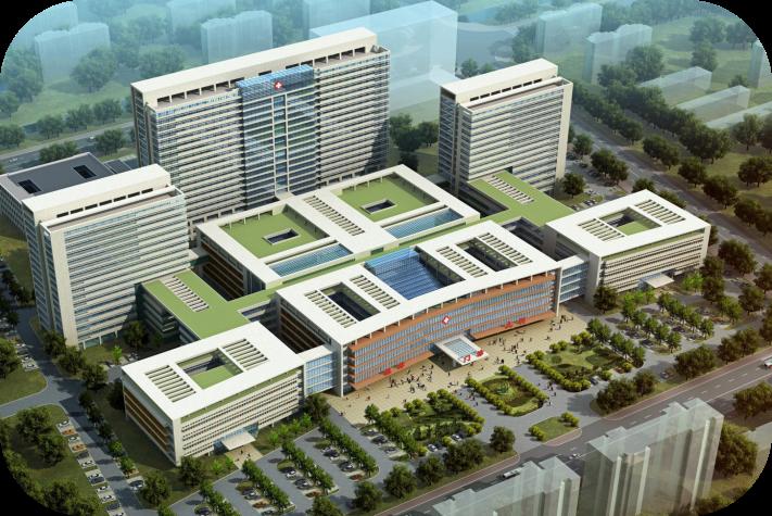 医院区病房大楼工程申报中国钢结构金奖汇报资料
