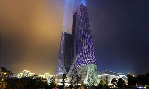 BIM技术在南京青奥中心建设中的应用