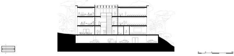 巴西安汉比莫隆比大学新建筑-27