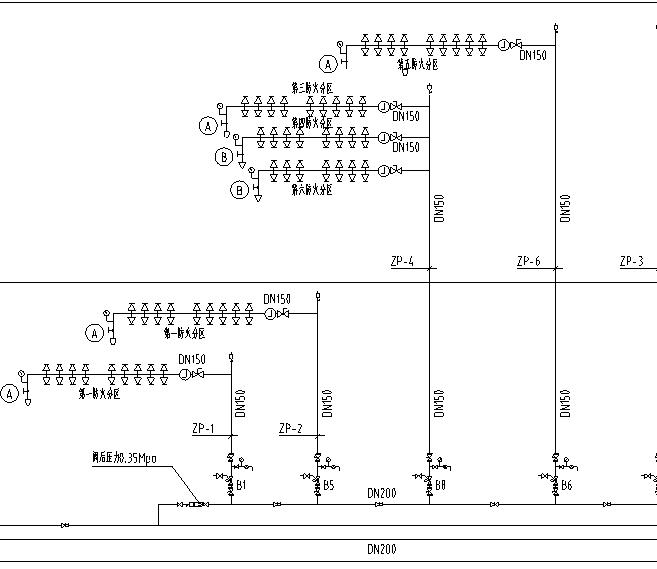 某市场消防水平面图_5
