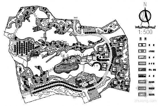 宣威市龙津森林公园度假村详细规划