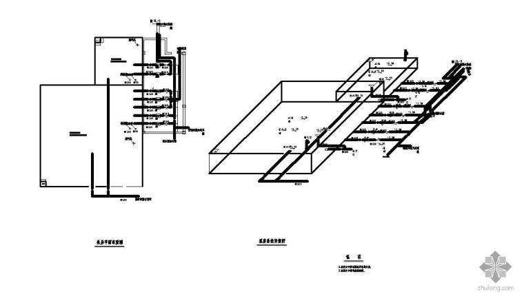 河北工大学某综合楼给排水毕业设计图纸