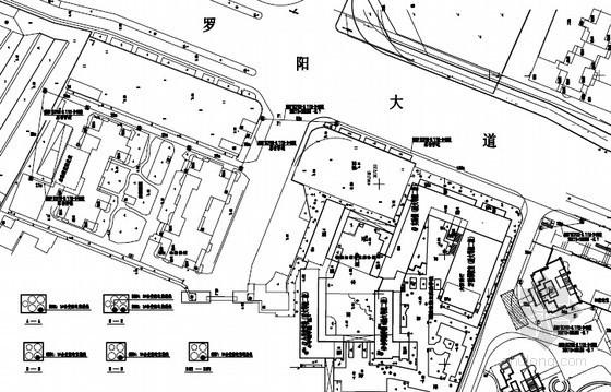 [浙江]安置房配电工程专公变部分施工图纸95张(最新设计)