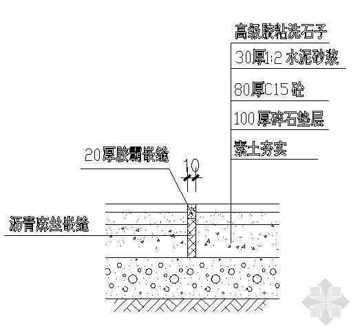 伸缩缝大样图(1)-4