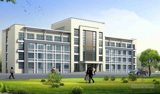 [毕业设计]6层框架结构办公楼建筑工程预算书(综合单价分析)94页
