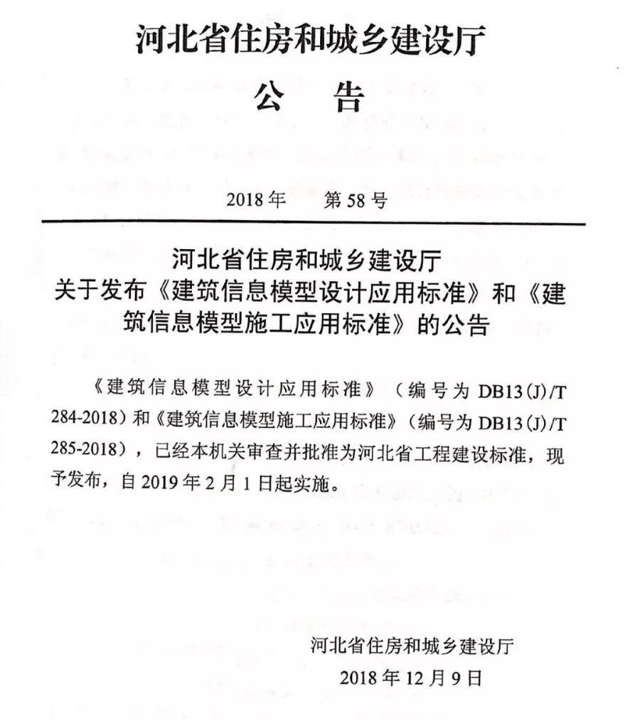 《河北省建筑信息模型施工应用标准》正式出版发行_5