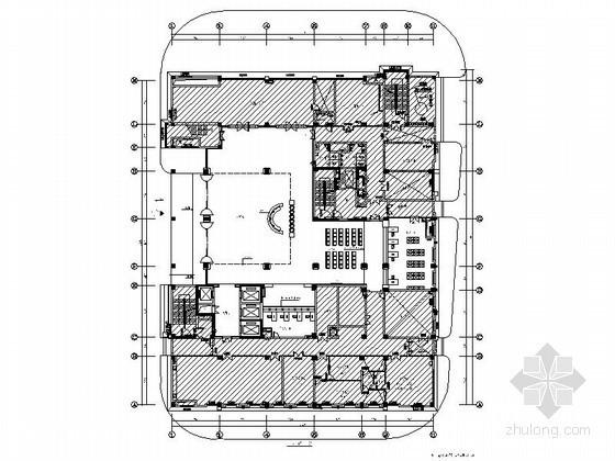 [杭州]某人民医院新建病房大楼装修图