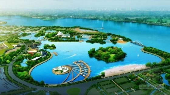 [河南]展览园景观绿化工程投标文件及工程量清单报价