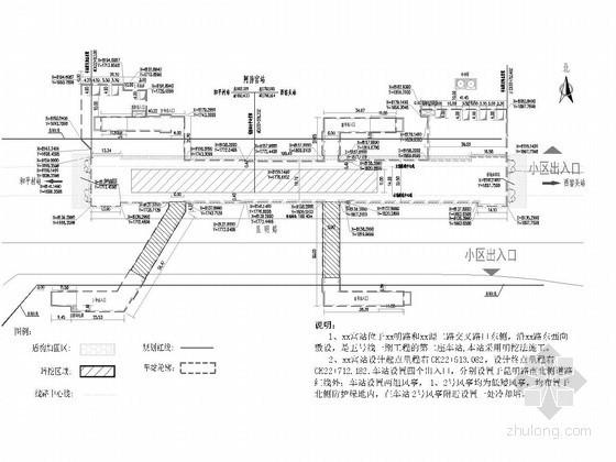 [陕西]岛式车站及穿越地裂缝黏土地层盾构区间地铁工程土建施工组织设计842页