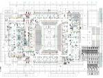 [天津]多层体育馆空调通风及防排烟系统设计施工图