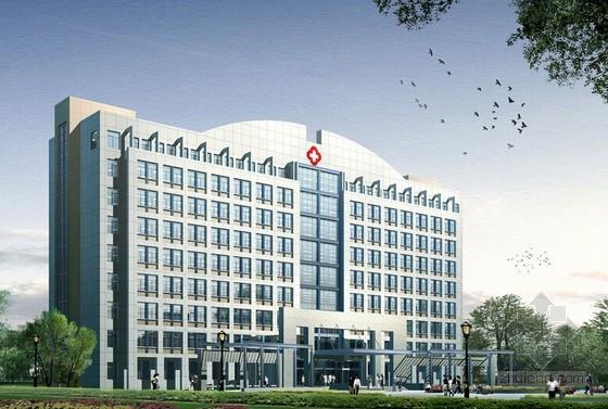 [毕业设计]黑龙江某医院职工楼施工组织设计及施工图预算(全套84页)