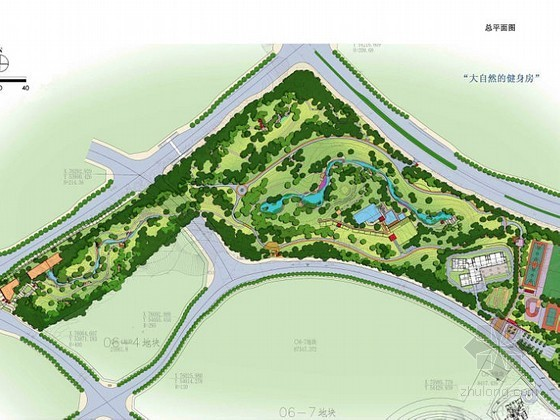 [重庆]主题公园景观设计方案