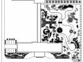 山西某医院全套园林景观施工图