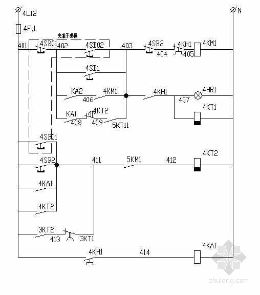 PLC应用之继电器-接触器控制系统