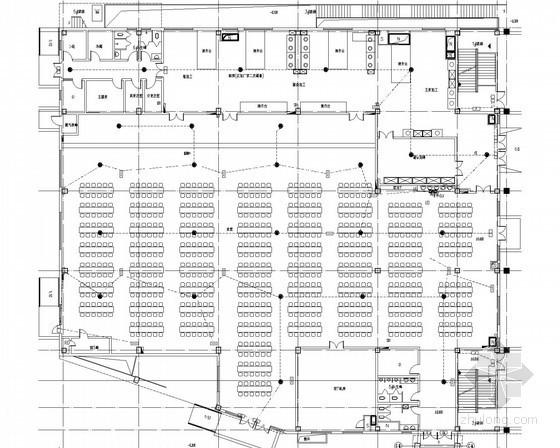 [北京]体育馆电气施工图(甲级设计院)