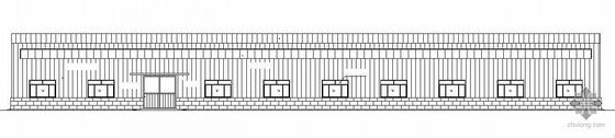 某钢构公司厂房建筑结构施工图