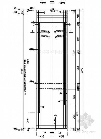 [云南]地铁车站围护结构钢筋笼施工技术交底(地下连续墙)