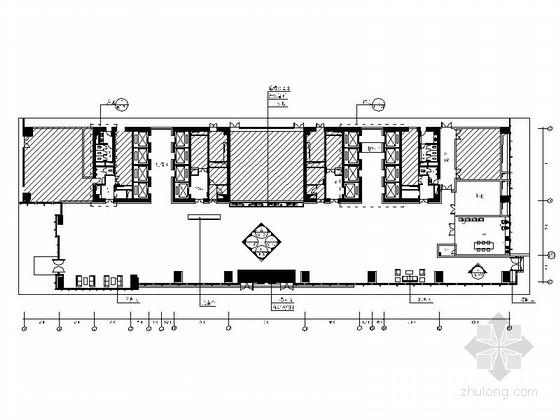 [深圳]高端商务核心区现代科技大厦室内装修图(含效果)