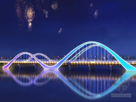 [PPT]桥梁装饰拱结构设计汇报