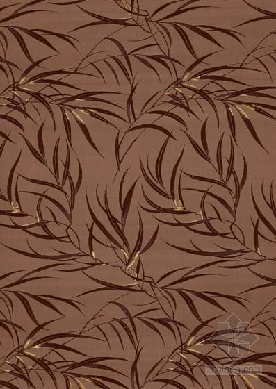 植物纹布料3D贴图下载