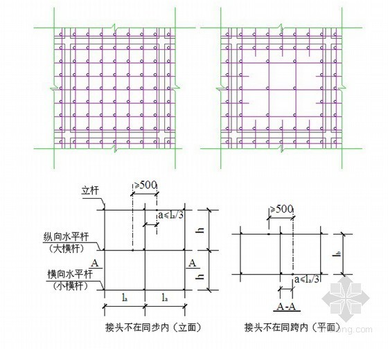 框架结构全向信标台工程模板专项施工方案(120页)