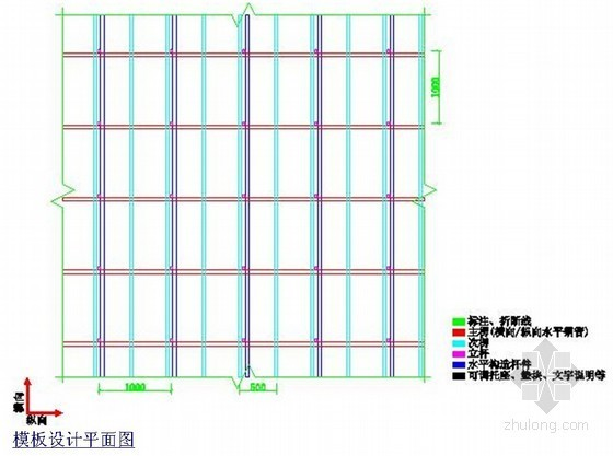 [浙江]超高模板专项施工方案(专家会审 多计算式)