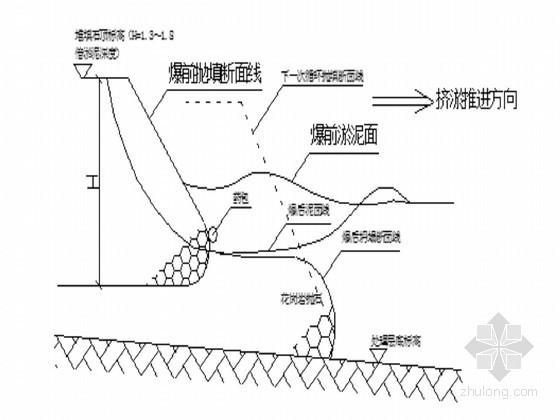围堰及海堤工程施工组织设计
