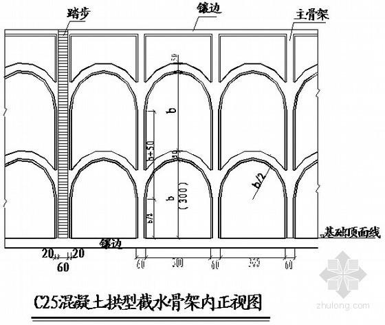 [广州]拱形骨架三维生态防护路基边坡防护施工方案