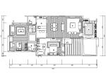 [广东]海洋之恋地中海风格住宅平立面施工图