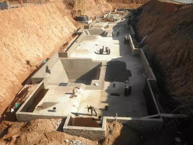 自动排水!基础底板集水坑自动排水让您更省心